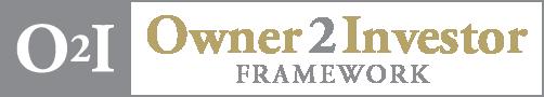 Owner 2 Investor framework
